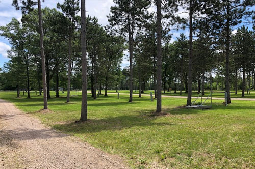 Eagle Ridge Campground Tent Sites